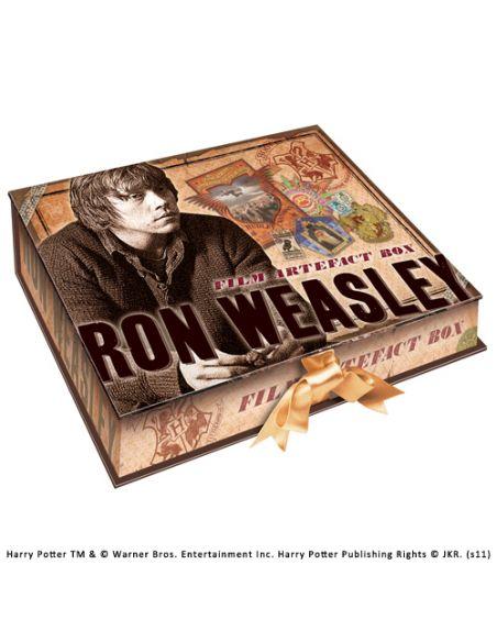 Caja de Recuerdos de Ron Weasley - Harry Potter