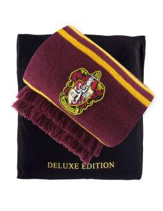 Edición Deluxe Bufanda Gryffindor - Harry Potter