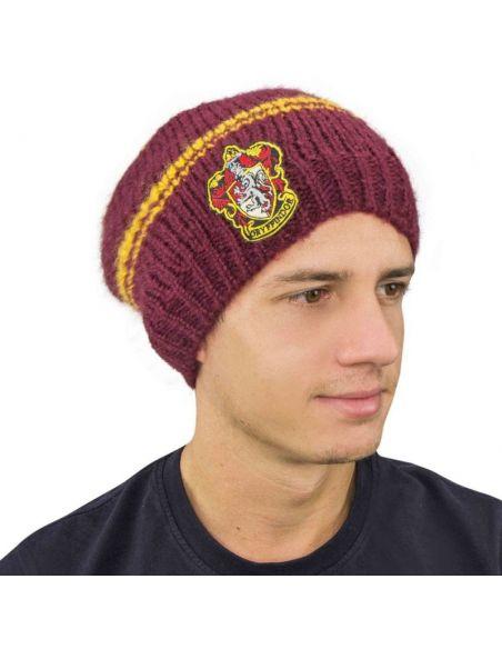 Gorro Beanie casa Gryffindor - Harry Potter