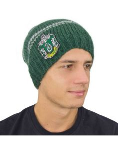 Gorro Beanie casa Slytherin - Harry Potter