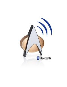 Comunicador Bluetooth Insignia Star Trek