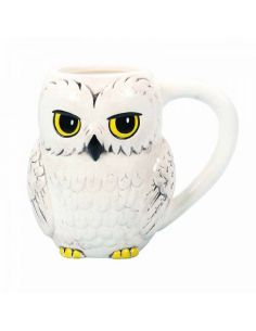 Taza Hedwig 3D - Harry Potter