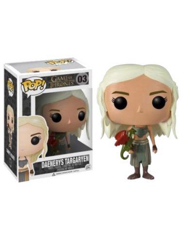 FUNKO POP! Daenerys Targaryen 03 - Juego de Tronos