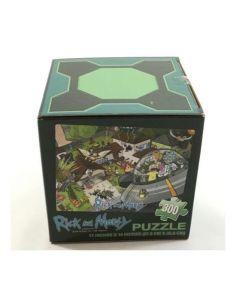 Puzzle Rick y Morty
