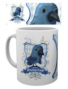 Taza kawaii Ravenclaw - Harry Potter