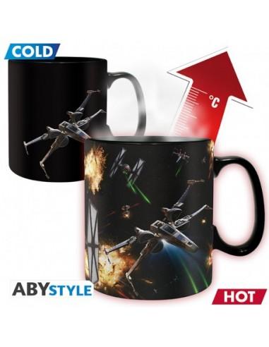 Taza térmica Batalla espacial - Star Wars