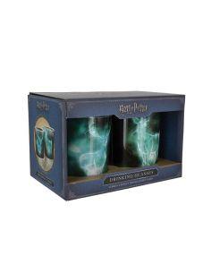 Pack 2 vasos Patronum - Harry Potter