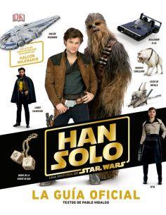 Han Solo. Una historia de Star Wars la Guía Oficial