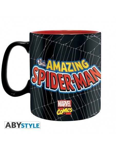 Taza Amazing Spider-Man - Marvel