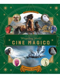 Cine Mágico 2. Criaturas curiosas - Harry Potter