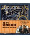 Newt Scamander. Un Álbum de la Película - Animales Fantásticos