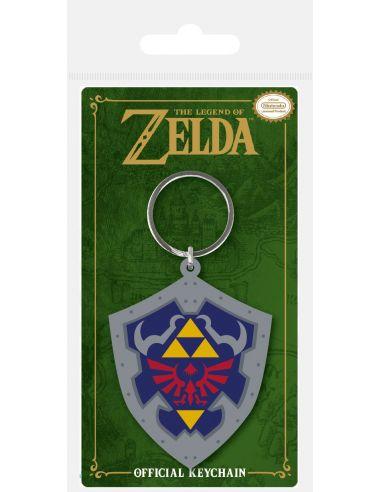 Llavero escudo Hyliano - The Legend of Zelda
