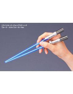 Palillos con luz Sable Láser Luke Skywalker - Star Wars