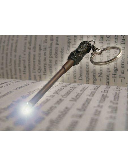 Llavero Varita mágica con Luz - Harry Potter