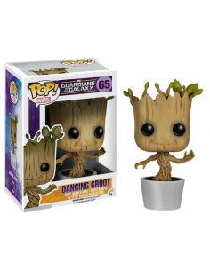 FUNKO POP! Dancing Groot 65 - Guardianes de la Galaxia