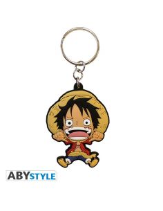 Llavero Luffy - One Piece