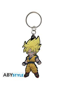 Llavero Goku - Dragon Ball