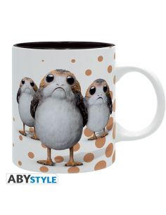 Taza Porg - Star Wars