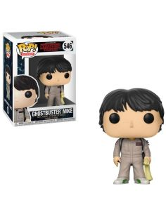 FUNKO POP! Ghostbusters Mike 546 - Stranger Things