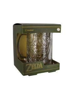 Jarra de Cerveza escudo Link - The Legend of Zelda