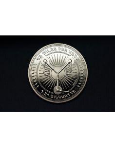 Moneda 25 Aniversario - Edición Limitada - Regreso al Futuro