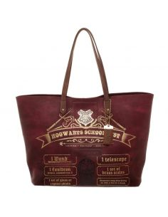 Bolsa Hogwarts School List - Harry Potter