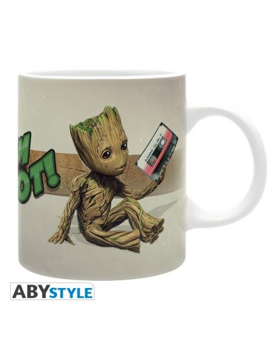Taza Groot adolescente - Guardianes de la Galaxia - Marvel