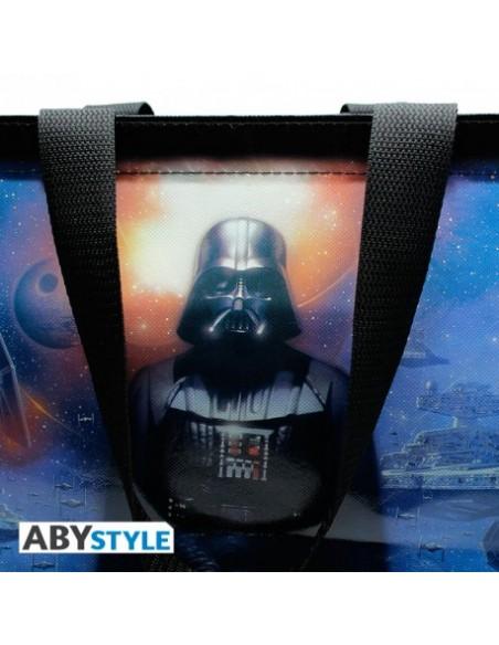 Bolsa Rafia Darth Vader y Yoda - Star Wars