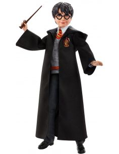 Muñeco Mattel Harry Potter- Harry Potter