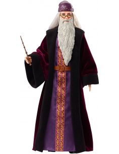 Muñeco Mattel Albus Dumbledore - Harry Potter