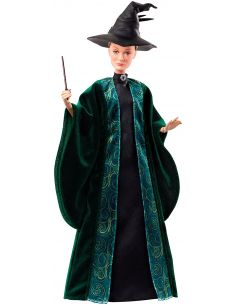 Muñeca Mattel Profesora McGonagall - Harry Potter