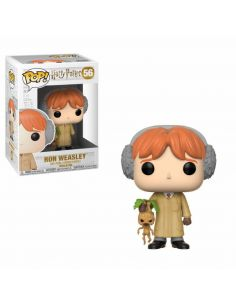 FUNKO POP! Ron Weasley herbología 56 - Harry Potter