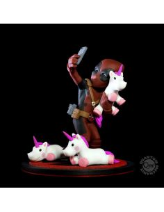 Figura Deadpool y Unicornio selfie - Marvel