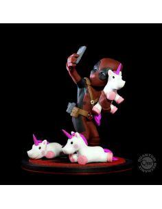 Figura Deadpool y Unicornio selfie - Marvel