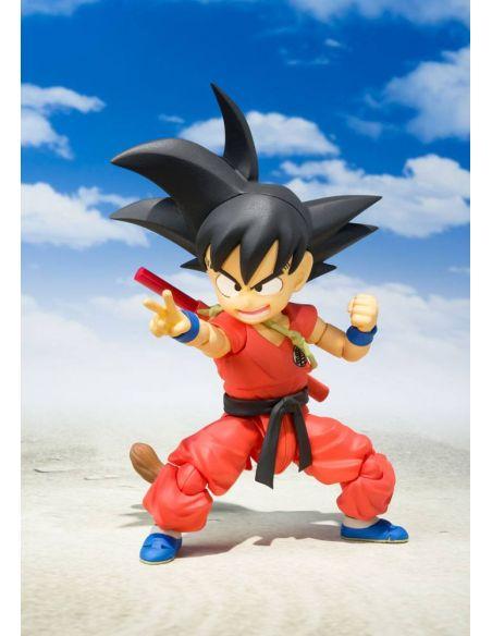 Goku niño SH Figuarts 10 cm - Dragon Ball