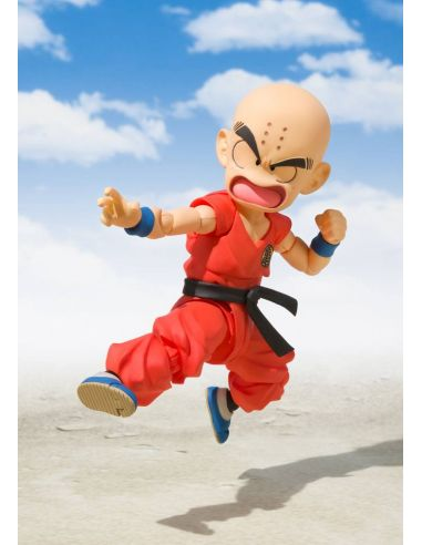 Krilin niño SH Figuarts 10 cm - Dragon Ball