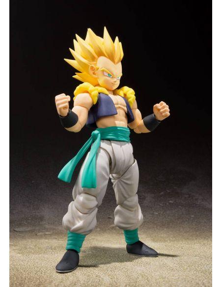 Figura Gotenks Super Saiyan SH Figuarts 13 cm - Dragon Ball