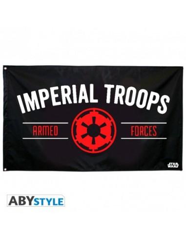 Bandera Tropas Imperiales - Star Wars