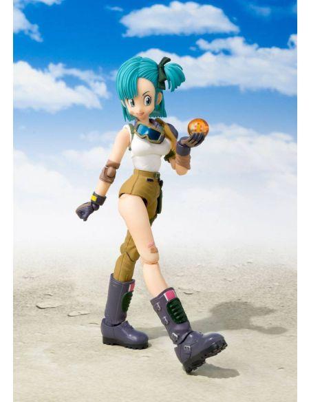 Figura Bulma SH Figuarts 13'5 cm - Dragon Ball