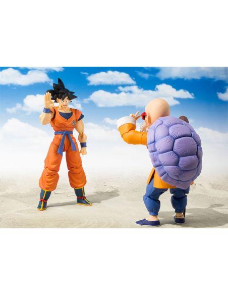 Figura Maestro Mutenroshi 14 cm SH Figuarts - Dragon Ball