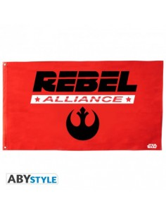 Bandera Alianza Rebelde - Star Wars