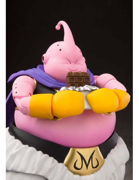 Figura Majin Boo 18 cm SH Figuarts - Dragon Ball