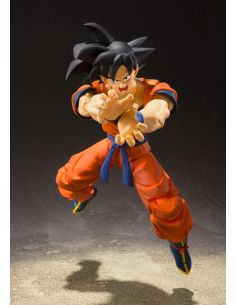 Figura Son Goku (A Saiyan Raised On Earth) 14 cm SH Figuarts - Dragon Ball