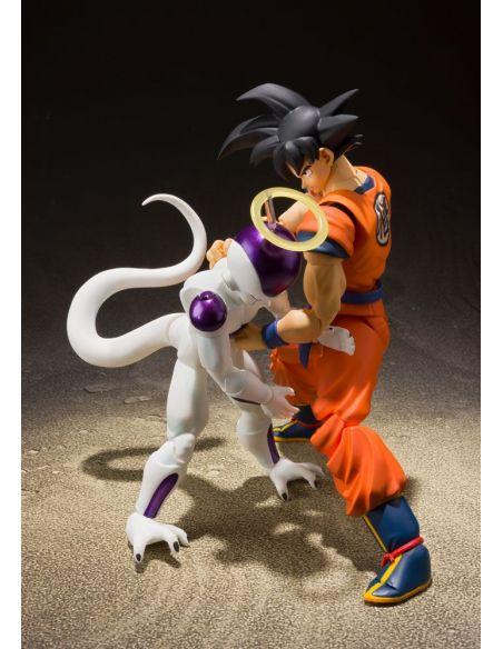 Figura Son Goku (A Saiyan Raised On Earth) 14 cm SH Figuarts - Dragon Ball