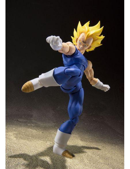 Figura Majin Vegeta SH Figuarts 15'5 cm - Dragon Ball