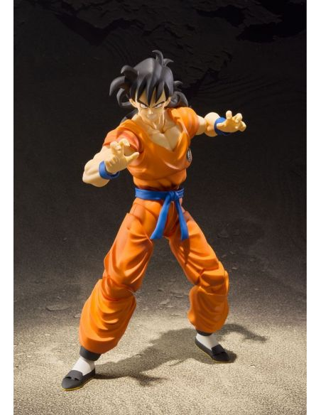 Figura Yamcha SH Figuarts 17 cm - Dragon Ball
