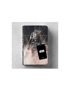 Libreta Darth Vader y Leia - Star Wars