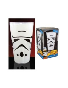 Vaso de cristal Casco Stormtrooper - Star Wars