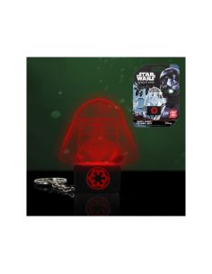 Llavero Darth Vader con luz - Star Wars