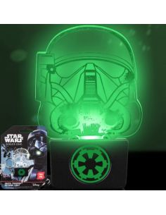 Llavero Death Trooper con luz - Star Wars